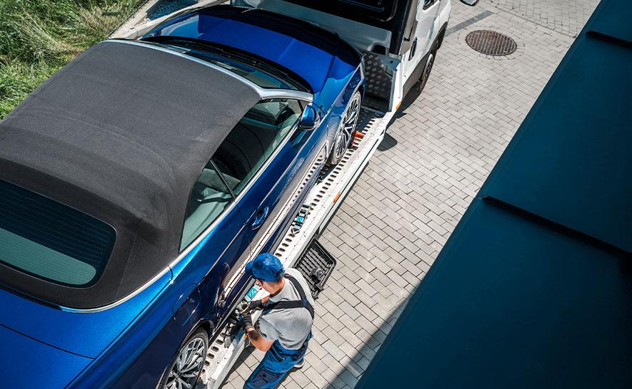 Круглосуточный эвакуатор для легкового автомобиля в Орле недорого